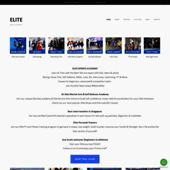 Elitecoach.com.sg thumbnail