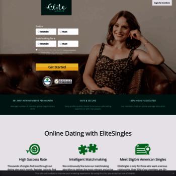 online dating elite singles