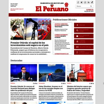 Elperuano.pe thumbnail