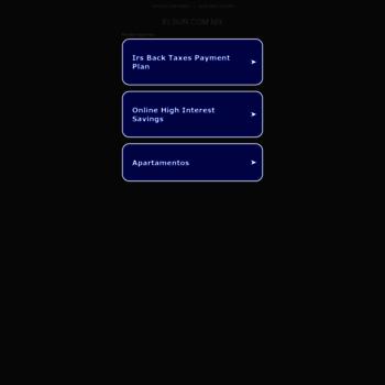 Elsur.com.mx thumbnail