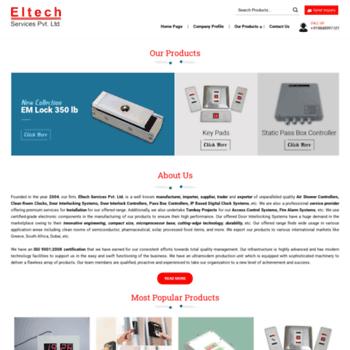 Eltechservices.net thumbnail