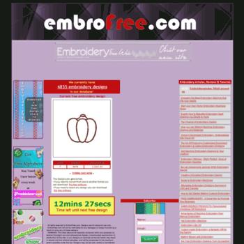 Embrofree.com thumbnail