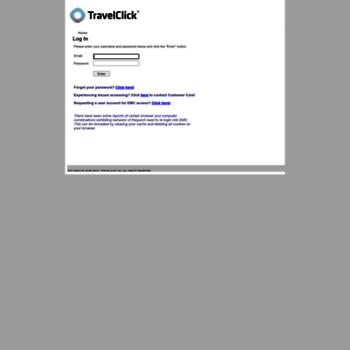 Emctravelclickcom At Website Informer Log In Visit Emc Travelclick