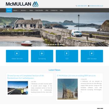 Emcmullan.co.uk thumbnail