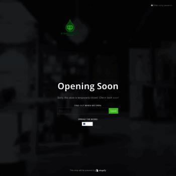 emeraldvapors com at WI  Emerald Vapors Holdings Inc