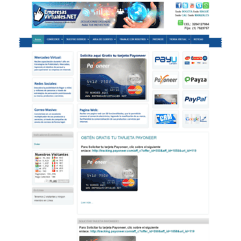 Empresasvirtuales.net thumbnail