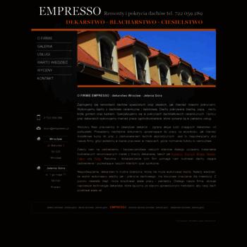 Empresso.pl thumbnail