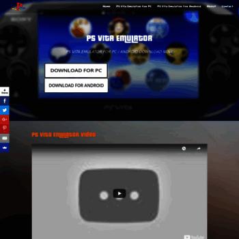psp vita emulator android apk