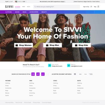 e4c903952ff en-ae.sivvi.com at WI. SIVVI.COM one-stop-fashion-shop UAE  Winter ...