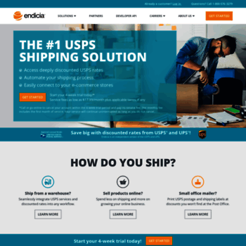 endicia com at WI  Shipping Software, USPS Online Shipping