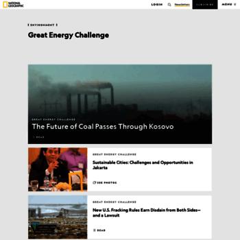 Energyblog.nationalgeographic.com thumbnail