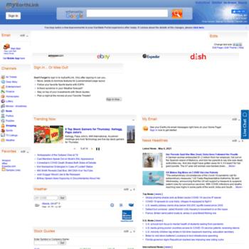 Enews.earthlink.net thumbnail