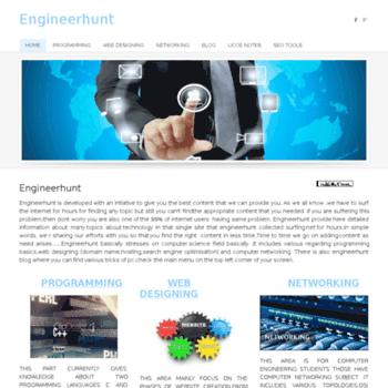Engineerhunt.in thumbnail