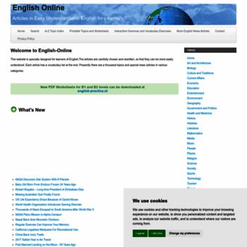 English-online.at thumbnail