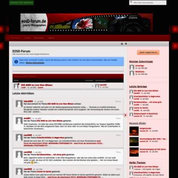 Eosd-forum.de thumbnail