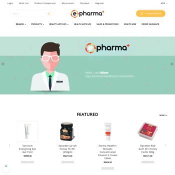Epharma.store thumbnail