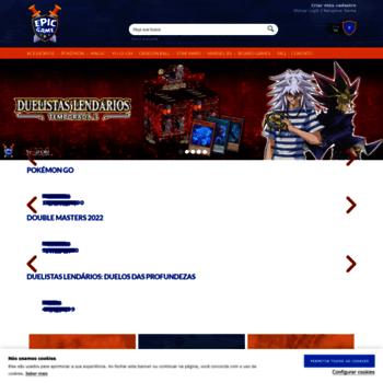 epicgame com br at Website Informer  Epic Game  Visit Epic Game