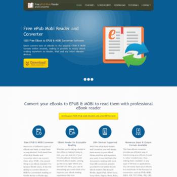 epub-mobi com at WI  Free ePub Mobi Reader and Converter