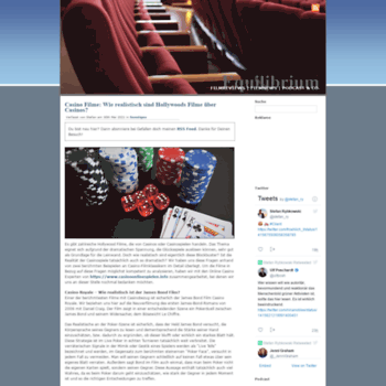 Equilibriumblog.de thumbnail