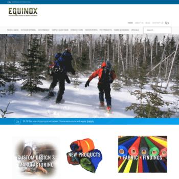 Equinoxltd.com thumbnail