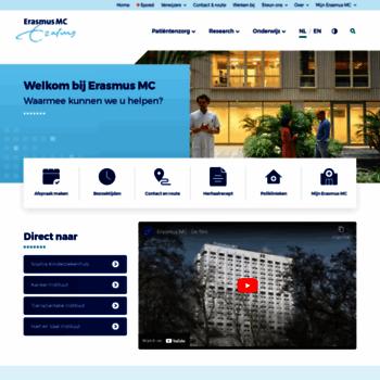 Erasmusmc.nl thumbnail