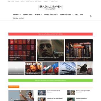 Erasmusraven Com At Website Informer Visit Erasmusraven