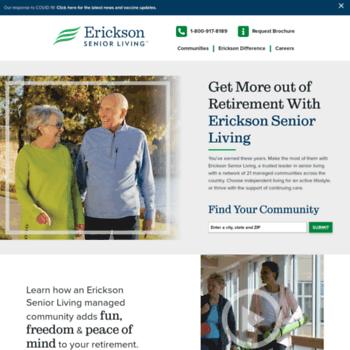 erickson living webmail