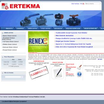 Ertekma.com.tr thumbnail