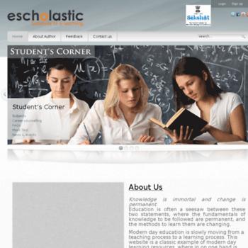 Escholastic.co.in thumbnail