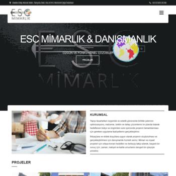 Escmimarlik.com.tr thumbnail