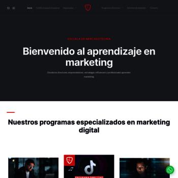 Escuelademercadotecnia.org thumbnail