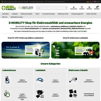Esl-shop.de thumbnail