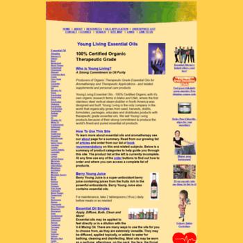 Essentialoils-aromatherapy.com thumbnail
