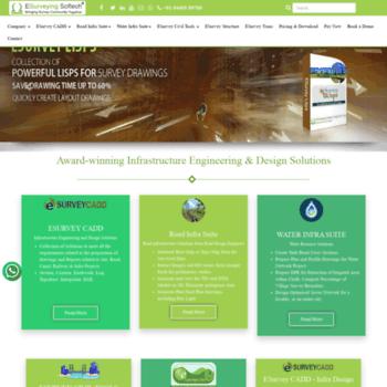 esurveying net at WI  ESurveying Softech