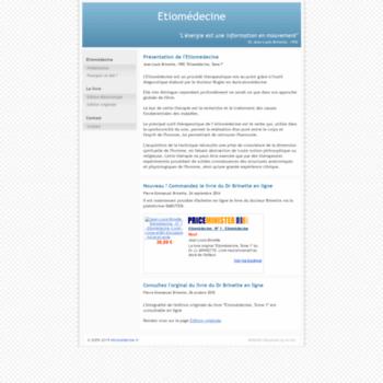 Etiomedecine.fr thumbnail