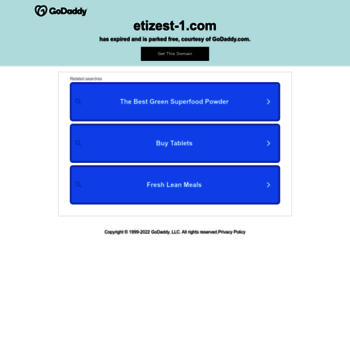 etizest-1 com at WI  Buy Etizest | #1 Best Trusted Online
