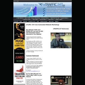 Etraffic-247.com thumbnail