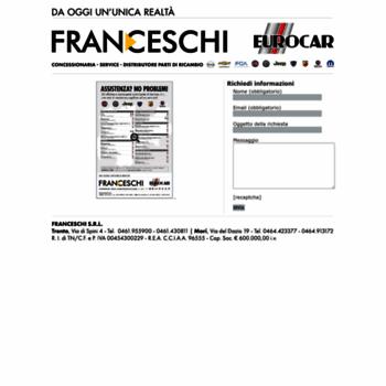 Eurocartrento.it thumbnail