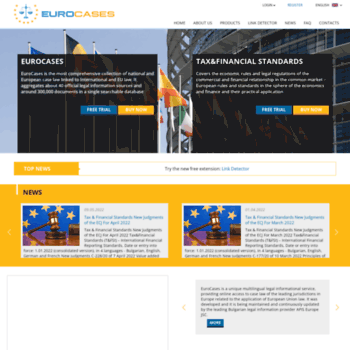 Eurocases.eu thumbnail