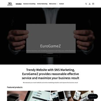 Eurogamez.eu thumbnail