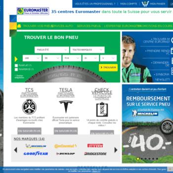 Euromaster.ch thumbnail