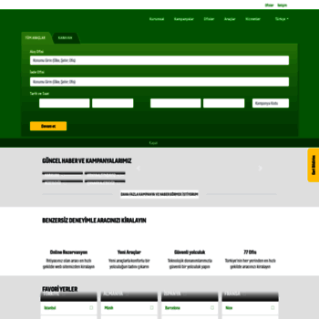 Europcar.com.tr thumbnail
