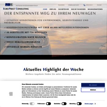 Europrice.net thumbnail