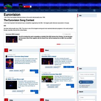 Eurovision.in thumbnail