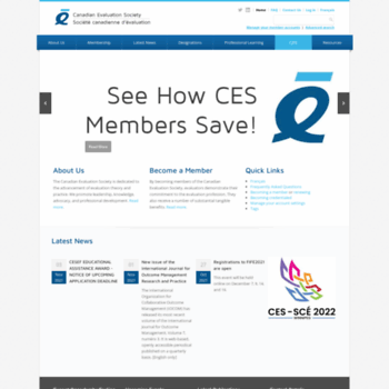 Evaluationcanada.ca thumbnail