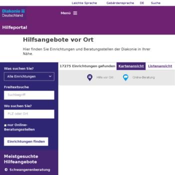 Evangelische-beratung.info thumbnail