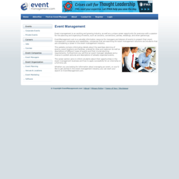 Eventmanagement.com thumbnail