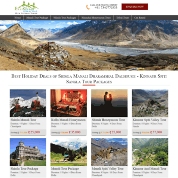 Evergreenhimachal.in thumbnail