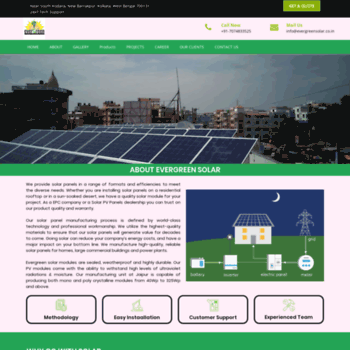 Evergreensolar.co.in thumbnail