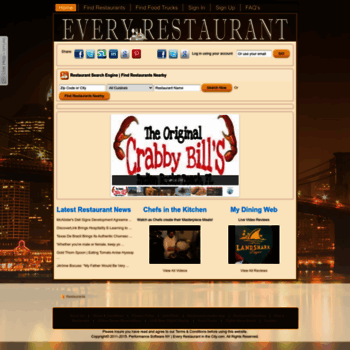 Wi Restaurant Locator